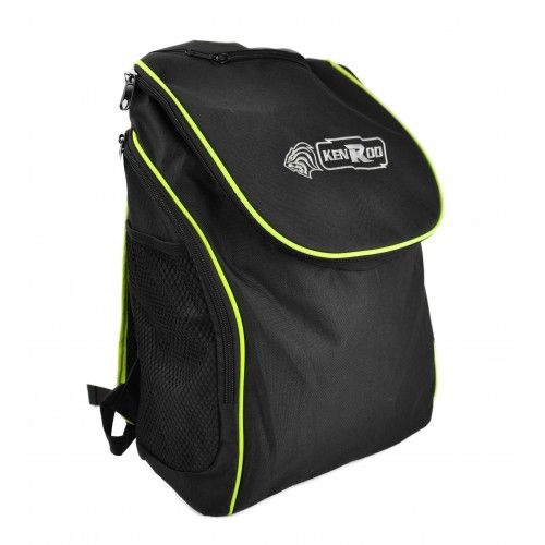 Motorcycle helmet backpack with reflective lines Kenrod - 1