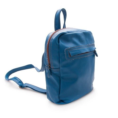 Small backpack with handles and zip closure Zerimar - 2