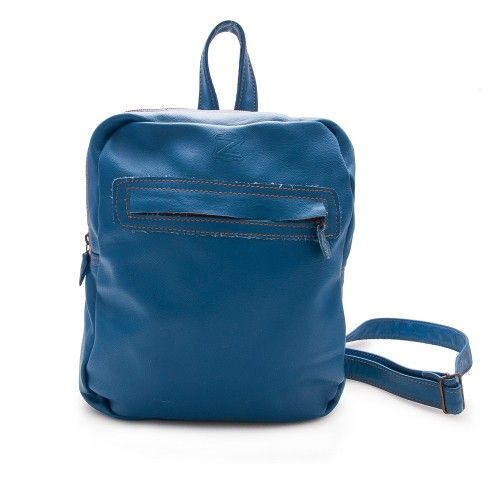 Small backpack with handles and zip closure Zerimar - 1