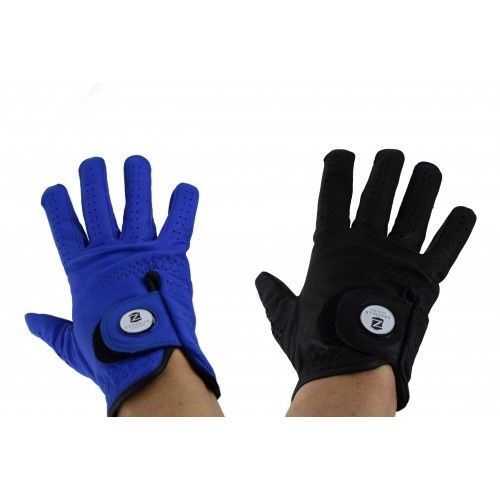 Pack of right-handed leather golf gloves for men Airel - 1