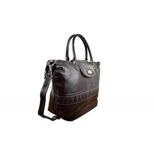 Leather Bags for Women, Shoulder Bag Women, Vintage Shoulder Bag 37 Zerimar - 2