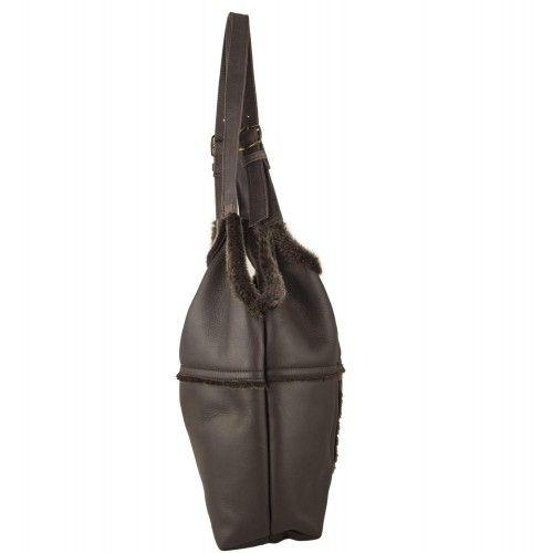 Leather Bags for Women, Shoulder Bag Women, Vintage Shoulder Bag 40 Zerimar - 2