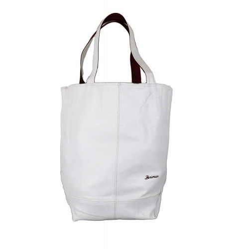 Reversible Leather Tote Bag, Shopping Bag Leather, Tote Bag Women Zerimar - 1