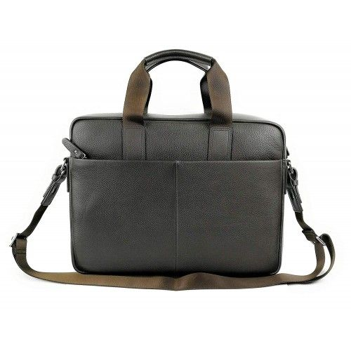 Shoulder bag made of leather with multiple compartments Zerimar - 2