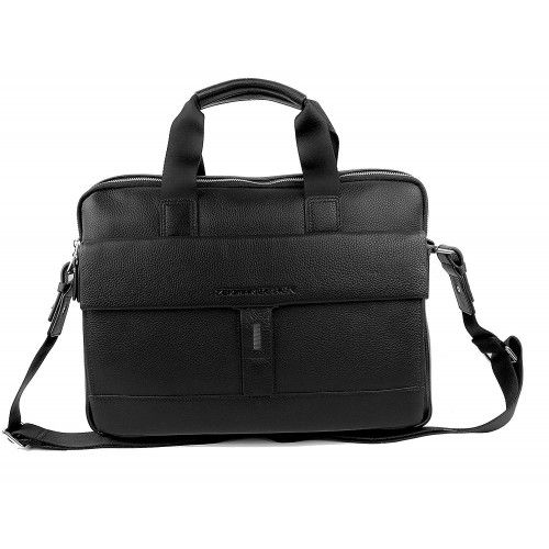 Shoulder bag made of leather with multiple compartments Zerimar - 6