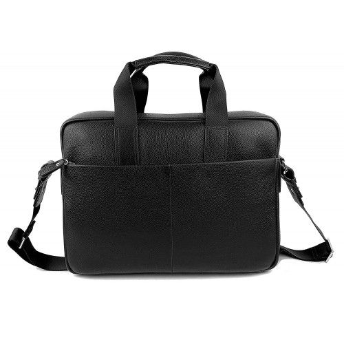 Shoulder bag made of leather with multiple compartments Zerimar - 7