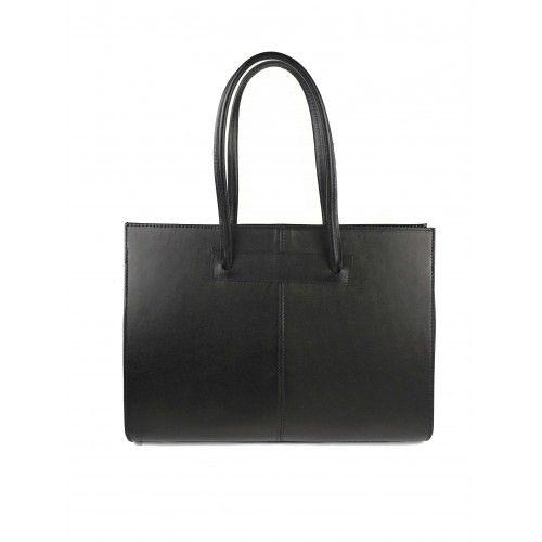 Shoulder bag-briefcase with large handle 40x29x8 cm Zerimar - 1
