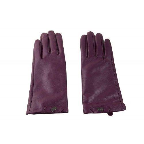 Leather Gloves for Women, Women's Leather Gloves, Winter Gloves 4 Zerimar - 1