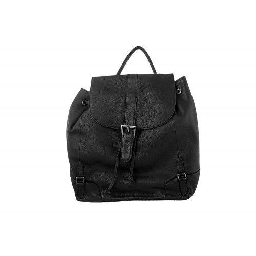 Leather Backpack, Vintage...