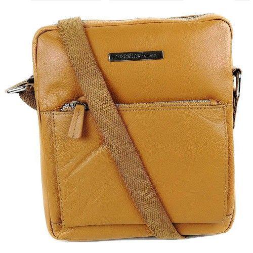Leather Shoulder Bag for...