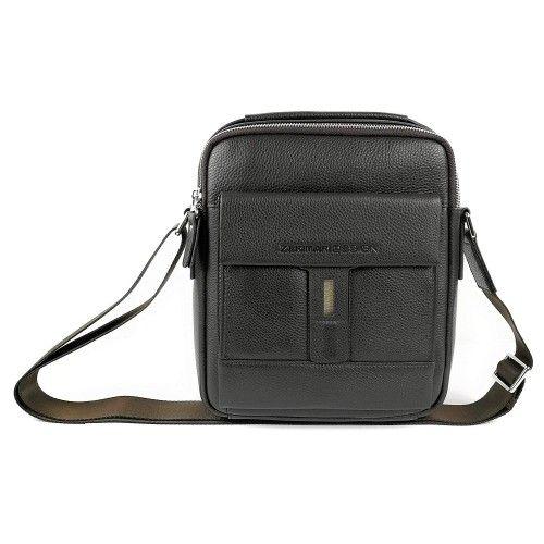 Leather Shoulder Bag, Urban...