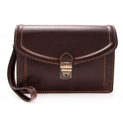 Leather briefcase for...