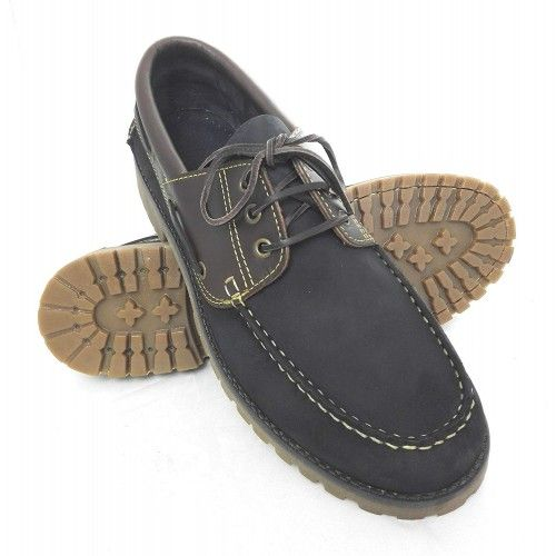 Leather Boat Shoes for Men, Big Sizes, Leather Loafers Men 1 Zerimar - 1