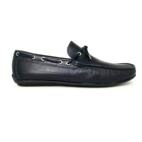 Leather Boat Shoes for Men, Big Sizes, Leather Loafers Men 3 Zerimar - 2