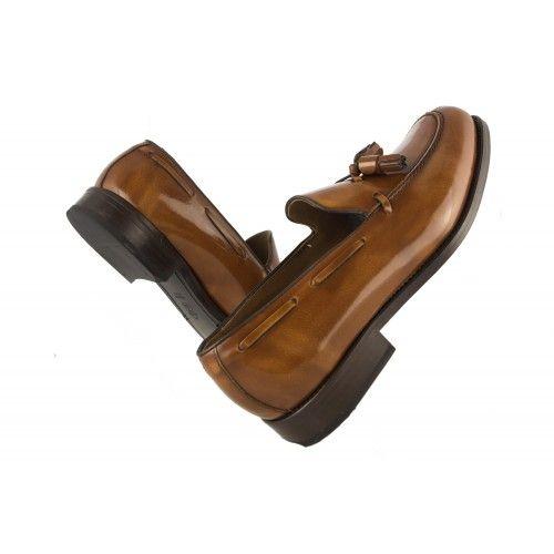 Leather Slipon Shoes for Men Zerimar - 2