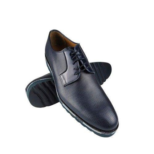 Leather Shoes for Men, Elegant Shoes for Men, Leather Elegant Shoes Zerimar - 1