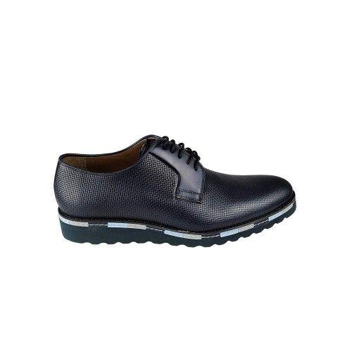 Leather Shoes for Men, Elegant Shoes for Men, Leather Elegant Shoes Zerimar - 2