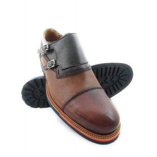 Leather Shoes for Men, Elegant Shoes for Men, Men Leather Shoes 4 Zerimar - 1