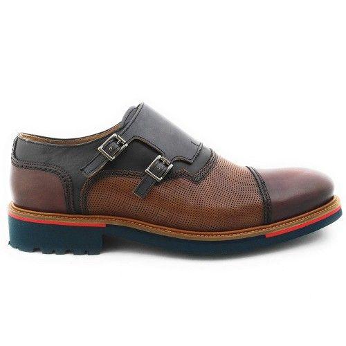 Leather Shoes for Men, Elegant Shoes for Men, Men Leather Shoes 4 Zerimar - 2