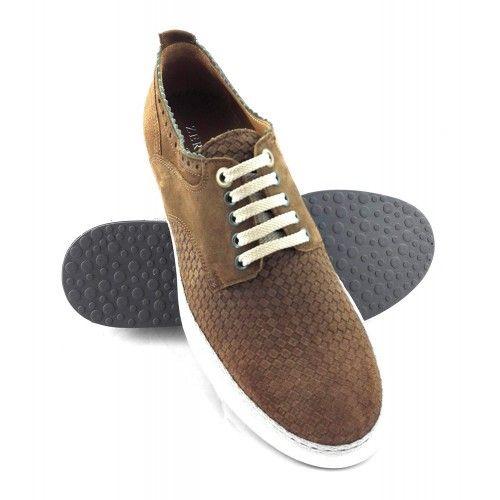 Leather Shoes for Men, Elegant Shoes for Men, Men Leather Shoes 8 Zerimar - 1