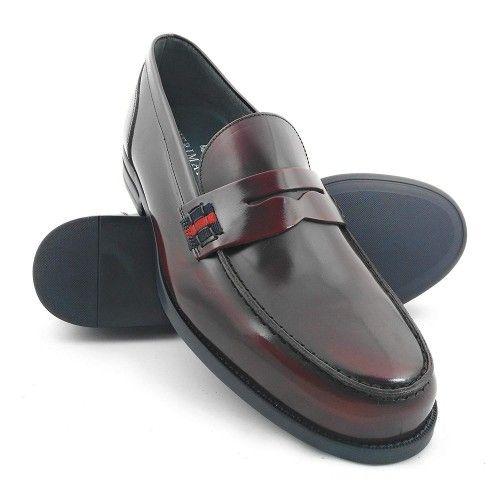 Bicolor leather flats Castellanos style Zerimar - 7