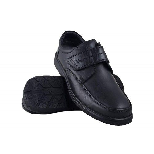 Leather Shoes for Men, Work Shoes for Men, Leather Work Shoes Men-1 Zerimar - 1