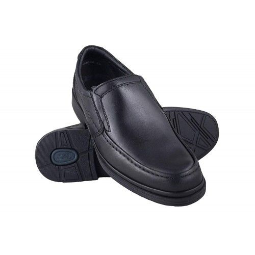 Leather Shoes for Men, Work Shoes for Men, Leather Work Shoes Men 3 Zerimar - 1