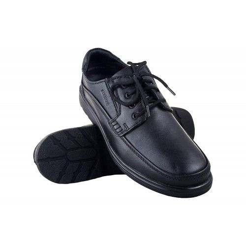 Leather Shoes for Men, Work Shoes for Men, Leather Work Shoes Men-8 Zerimar - 1