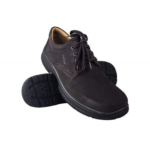 Leather Shoes for Men, Work Shoes for Men, Leather Work Shoes Men 4 Zerimar - 1