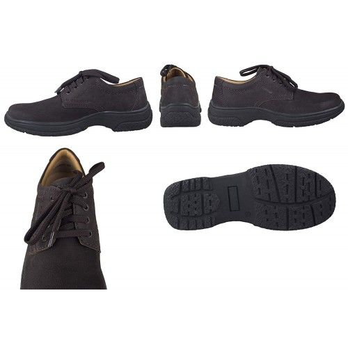 Leather Shoes for Men, Work Shoes for Men, Leather Work Shoes Men 4 Zerimar - 2