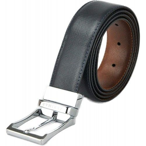 Reversible Leather Belt in...