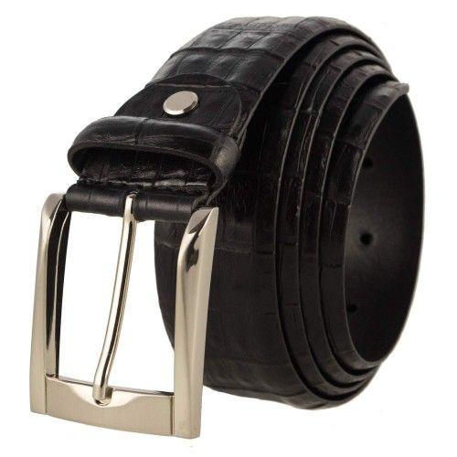 Leather Belf for Men, Elegant Belt for Men, Leather Belts for Men Zerimar - 1