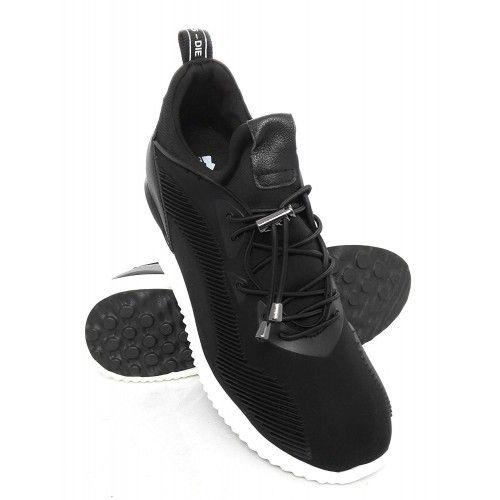 Leather Shoes Women, Elevator Shoes 2,7 in, Sport Shoes Women Zerimar - 1