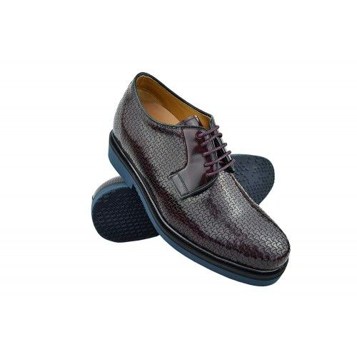 Men Leather Shoes, Elevator Shoes 2,7 in, Casual Shoes for Men 13 Zerimar - 1