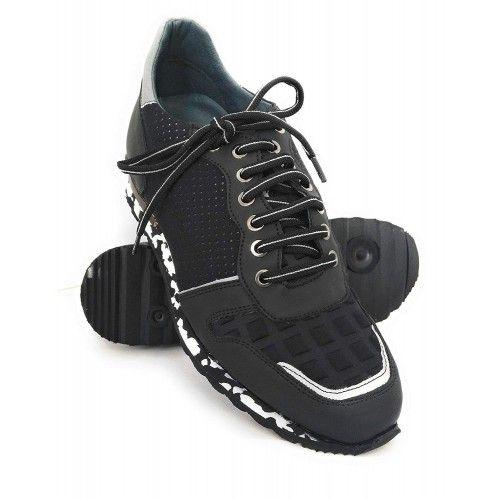 Men Leather Shoes, Elevator Shoes 2,7 in, Sport Shoes for Men Zerimar - 1