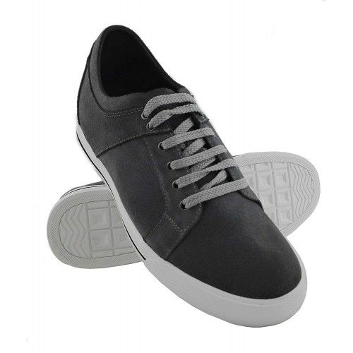 Men Leather Shoes, Elevator Shoes 2,3 in, Casual Shoes for Men Zerimar - 1