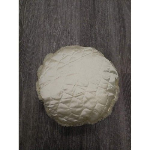 Lambskin Cushion, 13 in,...