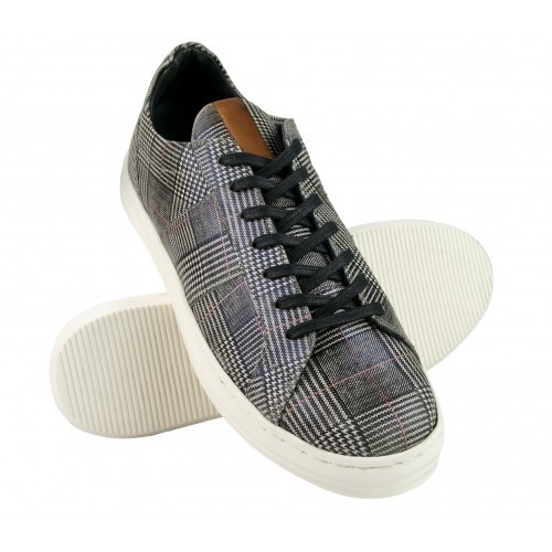 SCOTLAND leather sneakers