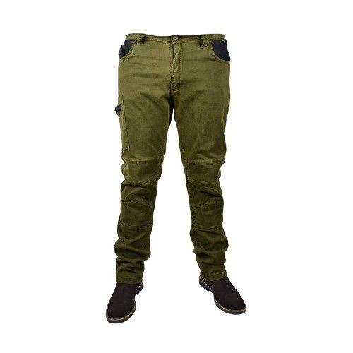 Kaky hiking pants with pockets Kenrod - 1