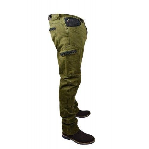 Kaky hiking pants with pockets Kenrod - 2