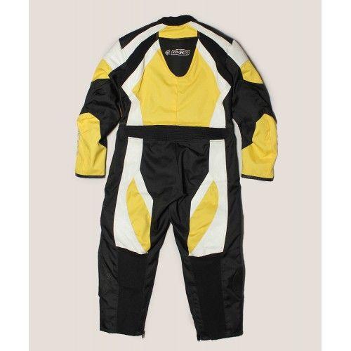 Motorcycle Leather Jumpsuit for Children, Children Jumpsuit Motorbike Kenrod - 2