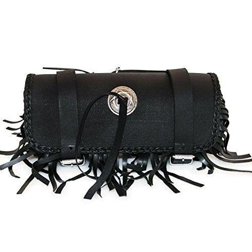 Tool Holder para Motorbike, Rigid Leather, Tubular Tool Holder 5 Kenrod - 1