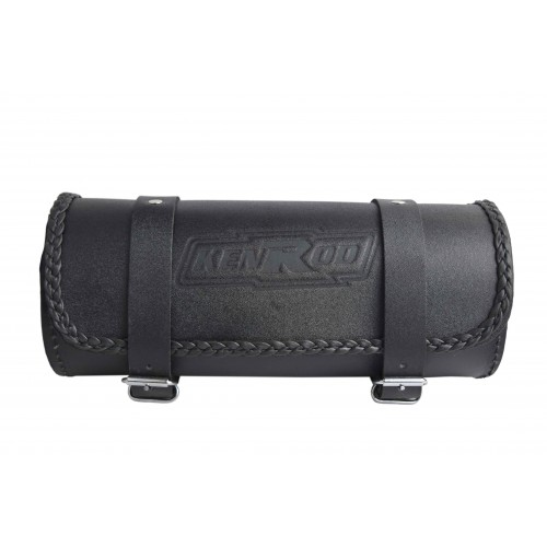 Smooth leather tool bag...