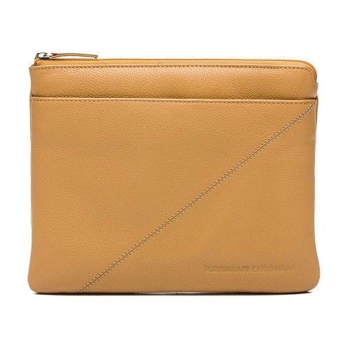 Leather protection cover for Ipad Zerimar - 1