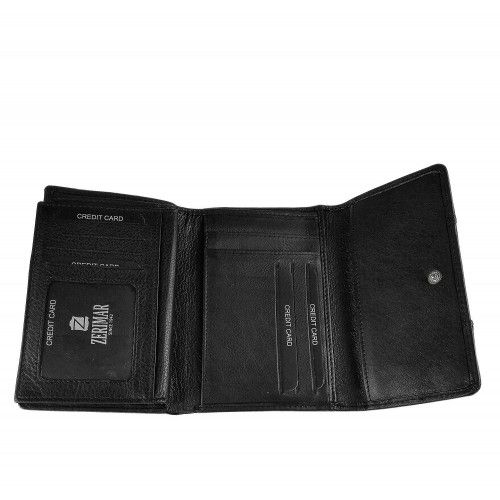 Leather Wallet, Leather Waller for Men, Leather Wallet for Women 1 Zerimar - 7