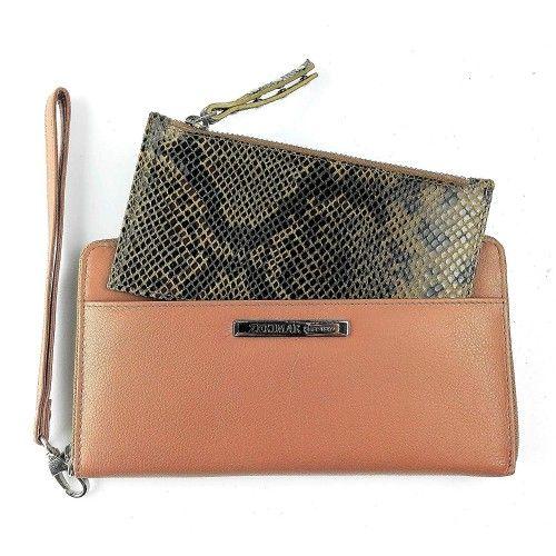 Leather Wallet, Hand Wallet, Leather Hand Wallet, Unisex Wallet 1 Zerimar - 1