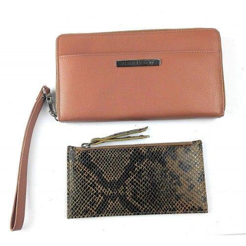 Leather Wallet, Hand Wallet, Leather Hand Wallet, Unisex Wallet 1 Zerimar - 2