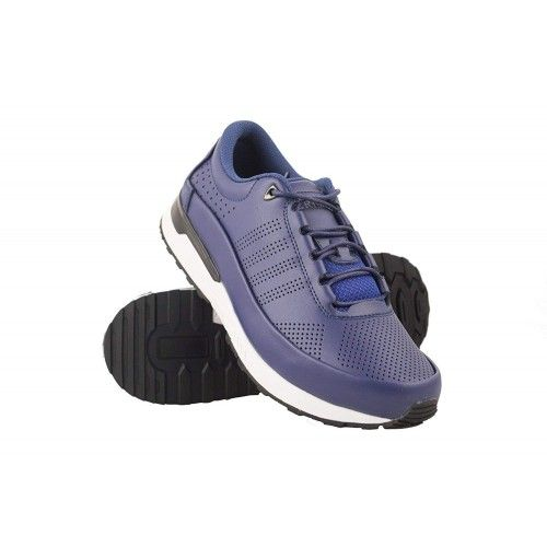 Lace-up golf leather shoes Airel - 1