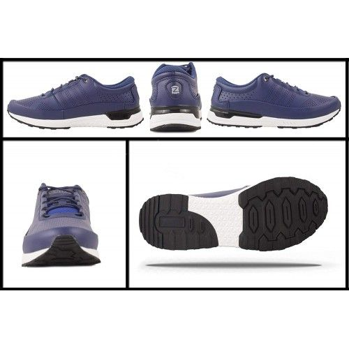 Lace-up golf leather shoes Airel - 2