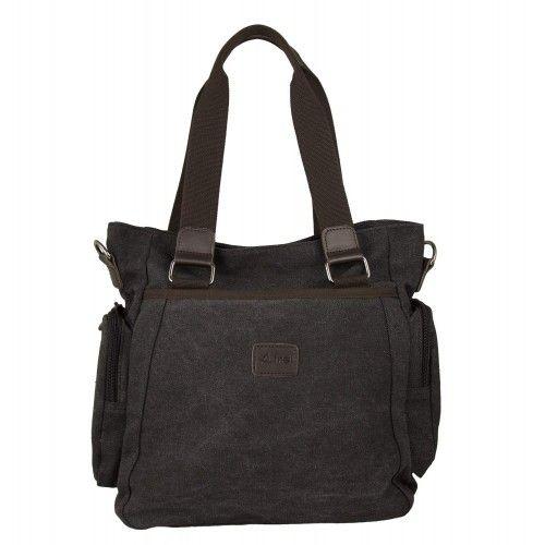 Shoulder Bag, Messenger Bag, Satchel Bag Laptop, Canvas Shoulder Bag Airel - 6